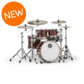 Mapex Armory 5-piece Fusion Shell Pack - Transparent WalnutArmory 5-piece Fusion Shell Pack - Transparent Walnut