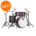 Mapex Armory Exotic 5-piece Shell Pack - Purple Haze SatinArmory Exotic 5-piece Shell Pack - Purple Haze Satin