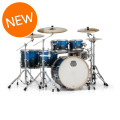 Mapex Armory 6-piece Studioease Fast Tom Shell Pack - Photon BlueArmory 6-piece Studioease Fast Tom Shell Pack - Photon Blue