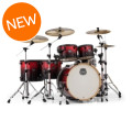 Mapex Armory 6-piece Studioease Fast Tom Shell Pack - Magna RedArmory 6-piece Studioease Fast Tom Shell Pack - Magna Red