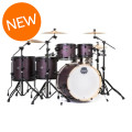 Mapex Armory Exotic 6-piece Studioease Fast Tom Shell Pack - Purple Haze SatinArmory Exotic 6-piece Studioease Fast Tom Shell Pack - Purple Haze Satin