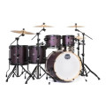 Mapex Armory 6-piece Studioease Fast Tom Shell Pack - Purple Haze Satin