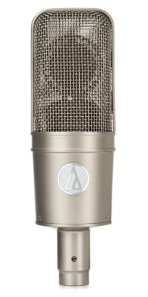 AT4047/SV Large-diaphragm Condenser Microphone