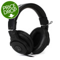 Audio-Technica ATH-M30x Closed-back Monitoring Headphones
