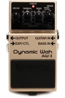 Boss AW-3 Dynamic Wah Pedal