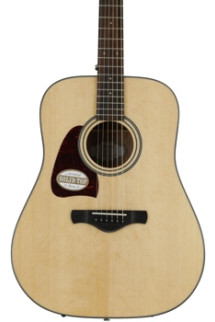 Ibanez AW400L Left-handed - Natural
