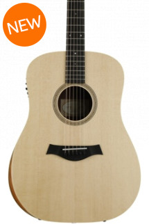 Taylor Academy A10e Dreadnought With Electronics - Natural