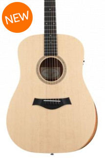Taylor Dreadnought Academy A10e, Left-handed - Natural