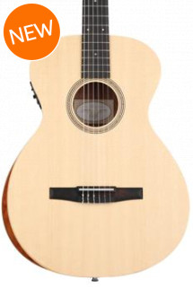 Taylor Academy A12e-N Nylon String Grand Concert With Electronics - Natural