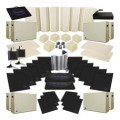Sweetwater Complete Acoustic Room Treatment System - BeigeComplete Acoustic Room Treatment System - Beige