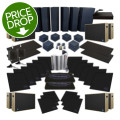 Sweetwater Complete Acoustic Room Treatment System - Black