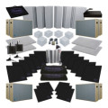 Sweetwater Complete Acoustic Room Treatment System - GrayComplete Acoustic Room Treatment System - Gray