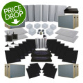 Sweetwater Complete Acoustic Room Treatment System - Gray