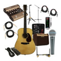 Martin Acoustic Guitar Club PackageAcoustic Guitar Club Package
