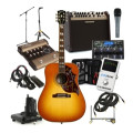 Gibson Acoustic Acoustic Guitar Performer PackageAcoustic Guitar Performer Package