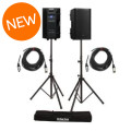PreSonus Air12 Active PA Speakers with Stand Package and CablesAir12 Active PA Speakers with Stand Package and Cables
