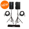 PreSonus Air15 Active PA Speakers with Stand Package and CablesAir15 Active PA Speakers with Stand Package and Cables