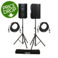 PreSonus Air15 Speaker Pair with Stands and Cables