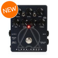 Darkglass Alpha Omega Dual Bass Preamp/OD Pedal
