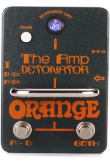 Orange Amp Detonator Buffered A/B/Y Switcher