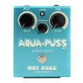 Way Huge Aqua Puss Analog Delay PedalAqua Puss Analog Delay Pedal