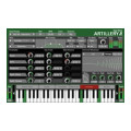 Sugar Bytes Artillery2 MIDI-triggered FX Plug-in