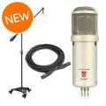 Lauten Audio Atlantis Mic Package Large-diaphragm Condenser Microphone