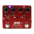 Xotic BB Plus Preamp and Boost PedalBB Plus Preamp and Boost Pedal