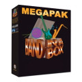 PG Music Band-in-a-Box MegaPAK for Mac - 5-User Academic Lab Pack (boxed)
