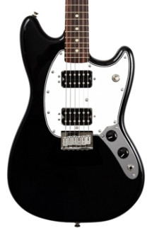 Squier Bullet Mustang HH - Black