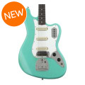 Fender Custom Shop '60s Journeyman Relic Bass VI - Aged Sea Foam Green