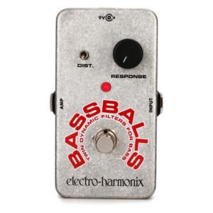 Electro Harmonix Bass Big Muff Pi Bass Fuzz Sweetwater Com