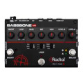 Radial Bassbone V2 2-ch Bass Preamp and DIBassbone V2 2-ch Bass Preamp and DI