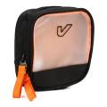 Gruv Gear Bento Utility Case, Half/Slim, Black/Orange
