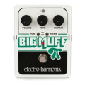 Electro-Harmonix Big Muff Pi with Tone Wicker Fuzz Pedal