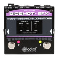 Radial BigShot EFX Effects Loop SwitcherBigShot EFX Effects Loop Switcher