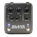 Egnater Black Metal Distortion Pedal with Mid BoostBlack Metal Distortion Pedal with Mid Boost
