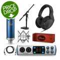 Blue Microphones Bluebird SL Recording Package