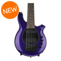 Ernie Ball Music Man Bongo 6 HS - Firemist Purple