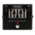 Mesa/Boogie Boogie Five-band Graphic EQ PedalBoogie Five-band Graphic EQ Pedal