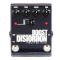 Tech 21 Boost Distortion Metallic PedalBoost Distortion Metallic Pedal