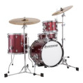 Ludwig Breakbeats By Questlove 4-piece Shell Pack with Snare Drum - Wine RedBreakbeats By Questlove 4-piece Shell Pack with Snare Drum - Wine Red