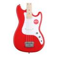 Squier Bronco Bass - Torino RedBronco Bass - Torino Red