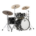 Gretsch Drums Brooklyn 4-Piece Shell Pack - Black Oyster