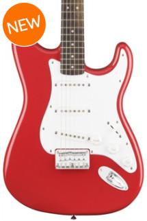 Squier Bullet Strat HT - Fiesta Red