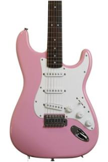 Squier Bullet Strat - Pink