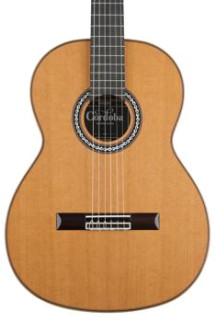Cordoba C12 CD - Canadian Cedar Top