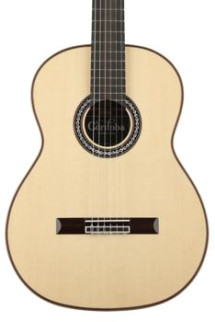Cordoba C12 SP - European Spruce Top