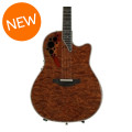Ovation Elite Plus - Waterfall BubingaElite Plus - Waterfall Bubinga