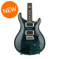 PRS Custom 24 10-Top - Slate Blue with Pattern Thin Flame Maple NeckCustom 24 10-Top - Slate Blue with Pattern Thin Flame Maple Neck